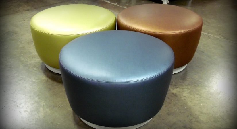 Benches and Ottomans for Commercial Spaces